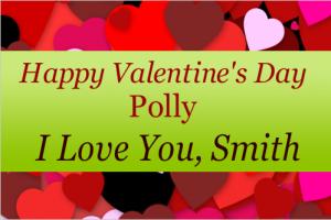 Happy Valentine's Day Banners