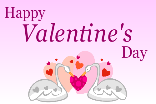 Valentine's Day Love Banners