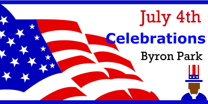 July 4th Celebrations of Independence Day