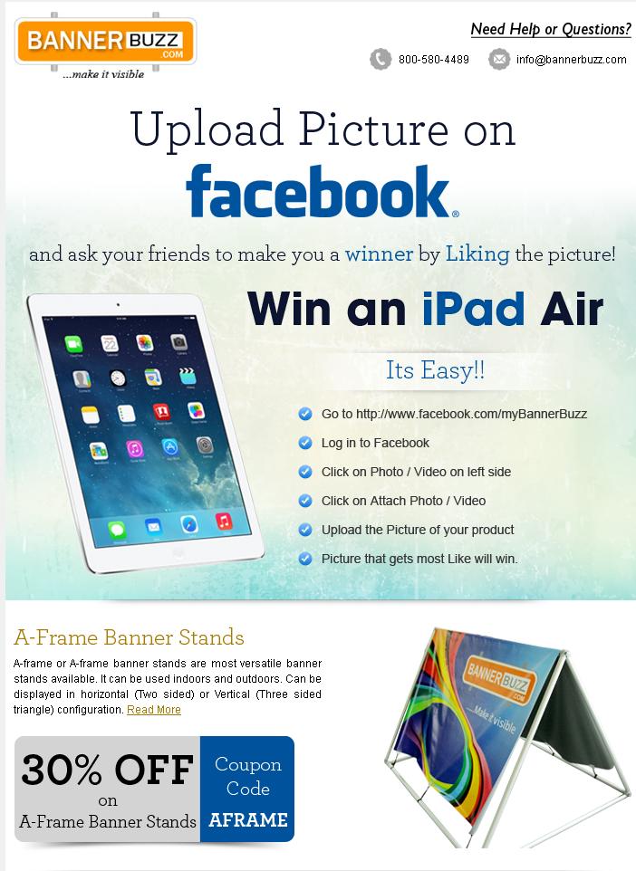 Win iPad Air
