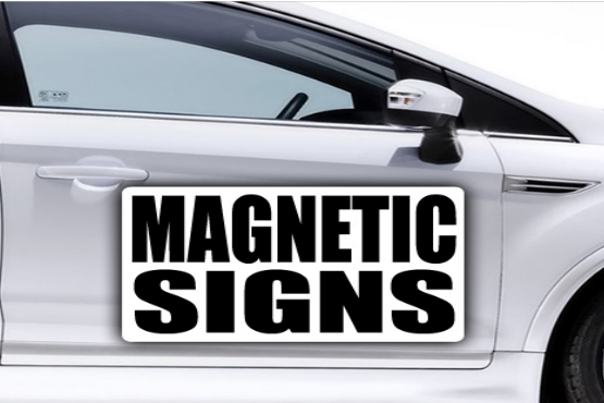 Magnetic Signs For Vehicles Best Practices For Outdoors