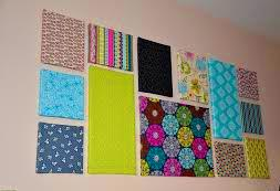 Decorating Your Walls with Fabric