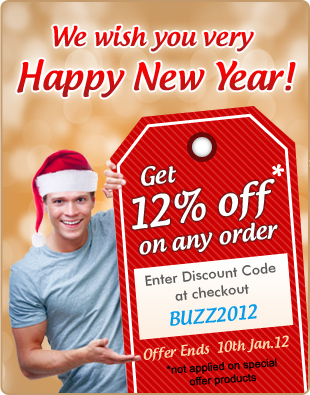 Hurry to Get 12% discount on all orders Before 10th january