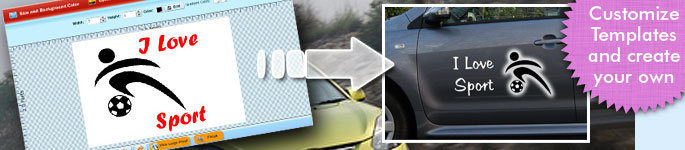 Best Designing Tool For Car Stickers And Car Decals
