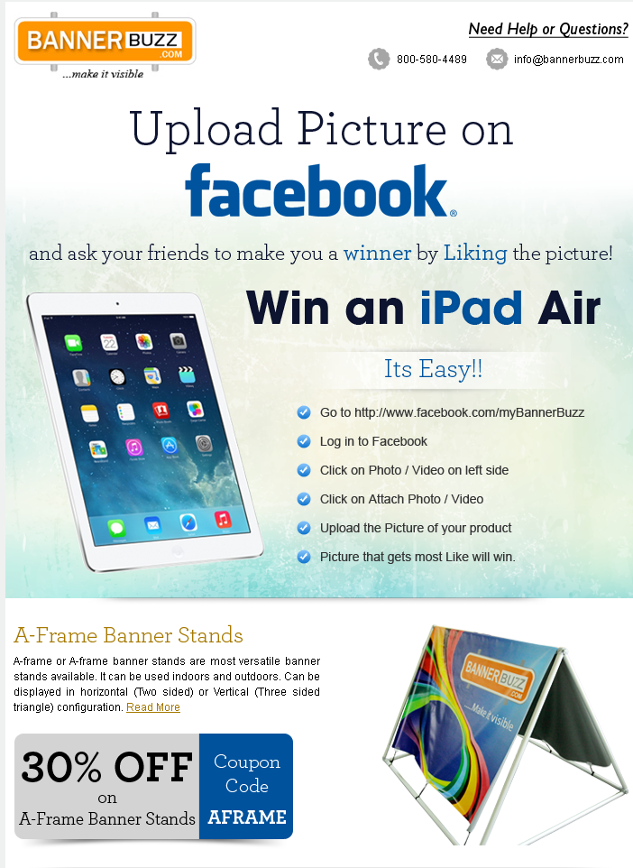 Win iPad Air