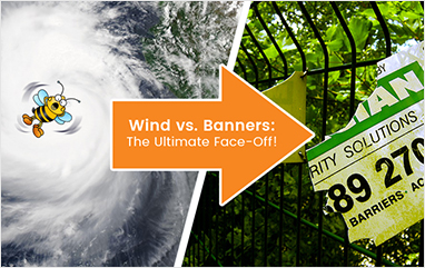 Wind vs. Banners: The Ultimate Face-Off!