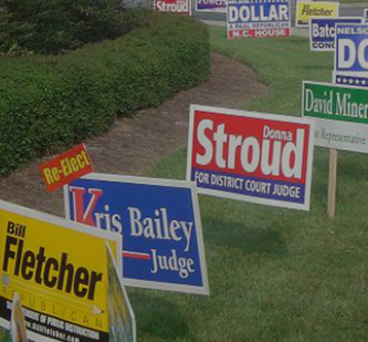 Yard Sign – Bannerbuzz.com