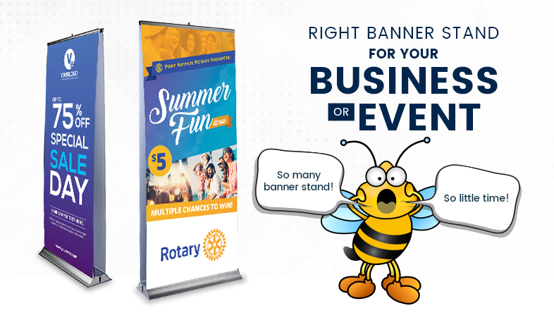Choosing the Right Banner Stand for Your Business or Event