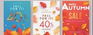 Autumn Excellence: 5 Advantages of Banners in Advertising for Fall