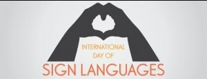 Int'l Day of Sign Languages: 5 Keys to Make Your Signage More Accessible