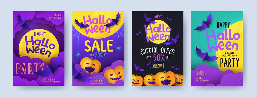 Halloween Inspired Advertising Solutions