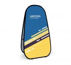 Vertical Pop Up Banners