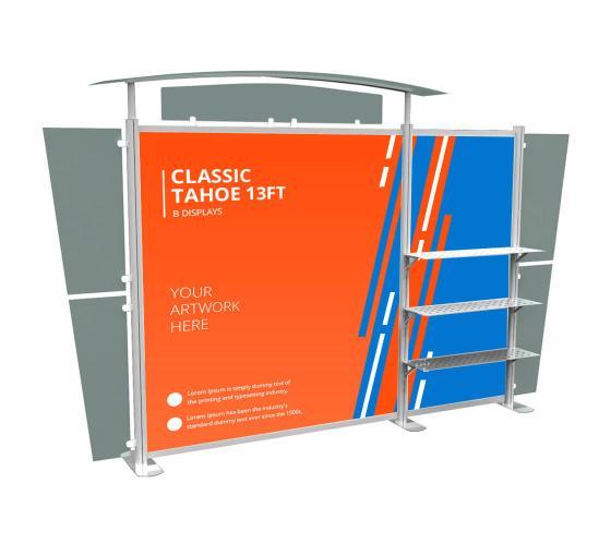 Classic Tahoe 13ft B Displays