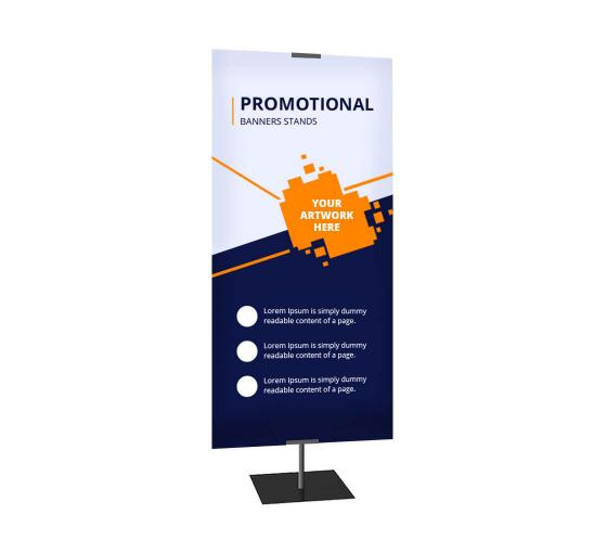 Promotional Banner Stands