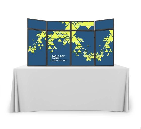 Table Top Panel Display 8 ft